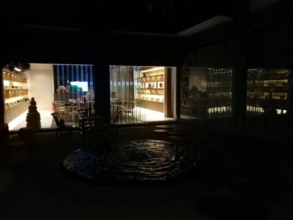寛窄巷子の夜-四川成都