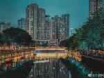 夜遊錦江-四川成都-撮影:張艷