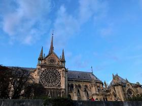 ノートルダム大聖堂-巴黎圣母院写真集