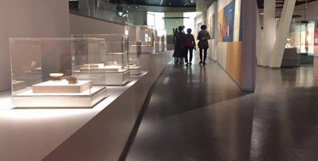 第一部-食卓文化の旅-成都博物館F3-四川成都