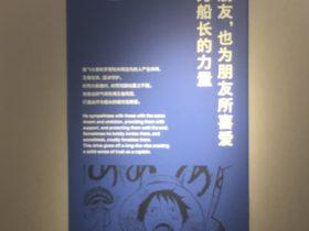 巡回展-第六部-Hello,Luffy-Leadership-航海王-海賊王-One Piece-尾田栄一郎-四川博物院