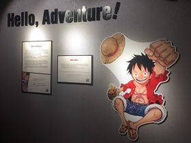 巡回展-第七部-Hello,Adventure!-WANTED-航海王-海賊王-One Piece-尾田栄一郎-四川博物院