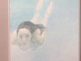 野原-何多苓個人作品展-【1F-2第四部】-四川美術館-四川成都