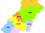 達州市-四川-Dazhou city-Sichuan