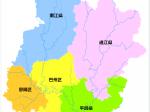 巴中市-四川-Bazhong city-Sichuan