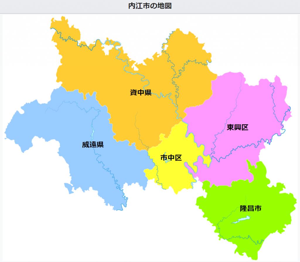 内江市-四川-Neijiang city-Sichuan