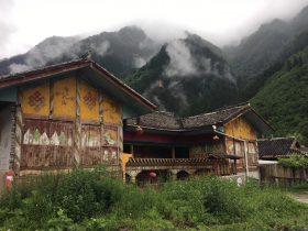 尖盤寨-九寨溝-アバ・チベット族チャン族自治州-四川-撮影:程励