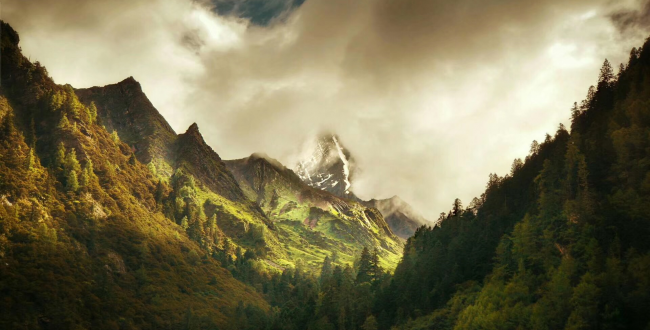 四姑娘山-邛崍山脈-アバ・チベット族チャン族自治州-四川