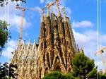 サグラダ・ファミリア-バルセロナ-スペイン-撮影:唐学鋒2019-6-7