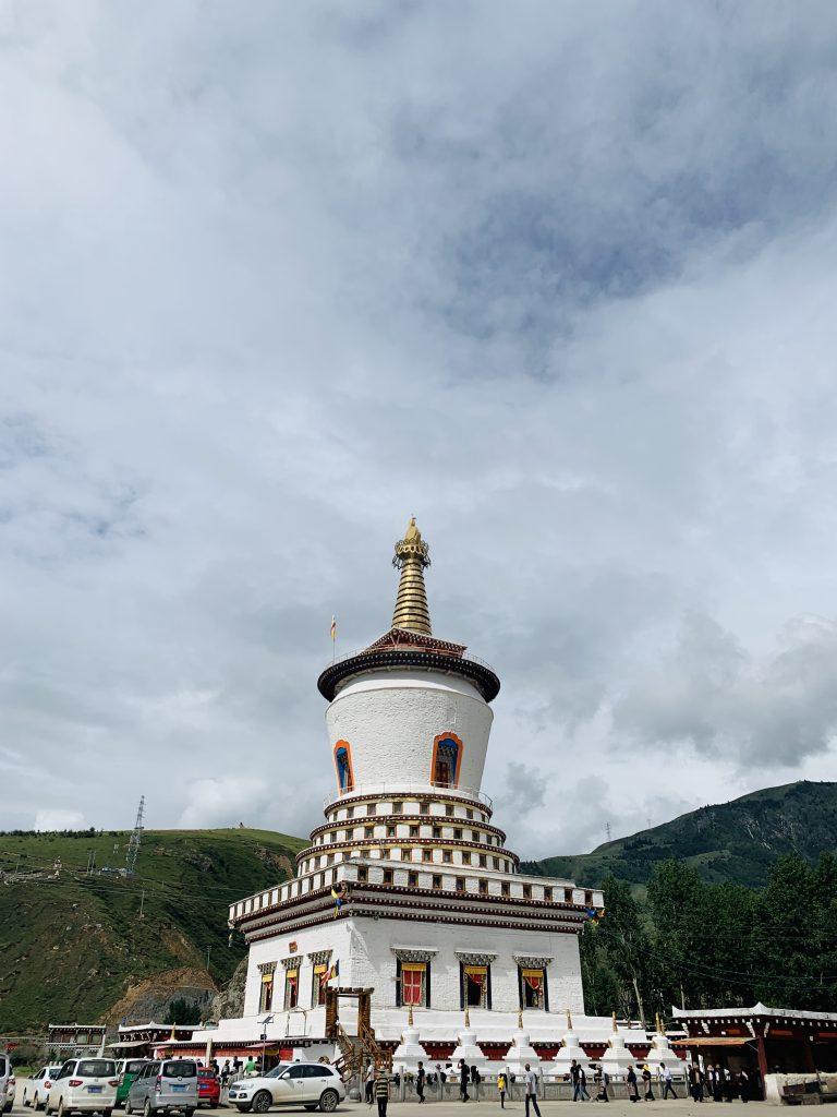 塔公寺-康定県-カンゼ・チベット族自治州-四川-撮影:楊羚