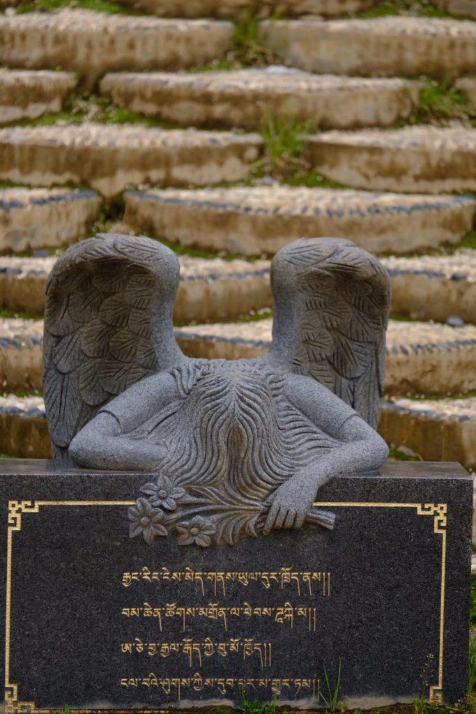 天葬台-色達県-カンゼ・チベット族自治州-四川-撮影:楊羚