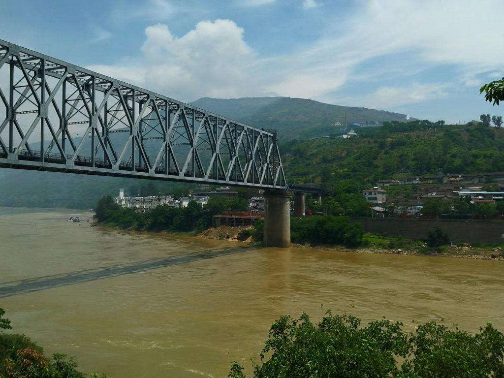 新三堆子橋-攀枝花市-撮影:高尚傑