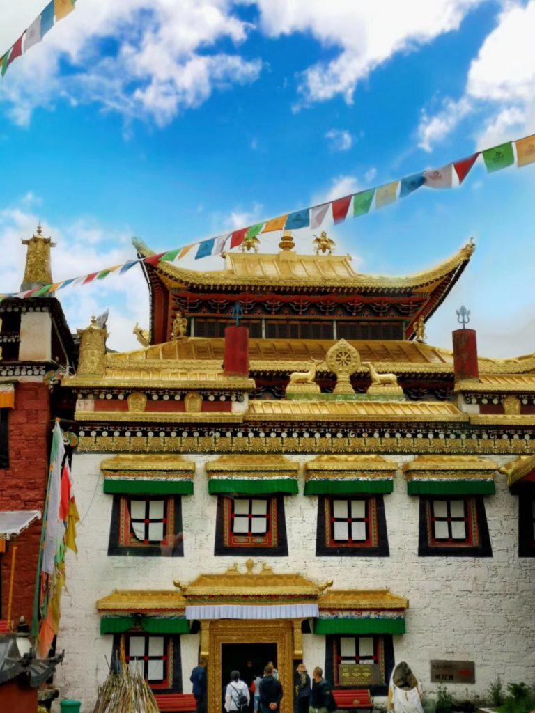 塔公寺-康定市-カンゼ・チベット族自治州-撮影:李蓉