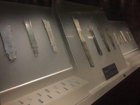 玉璋-第三展示ホール-成都金沙遺跡博物館-成都市