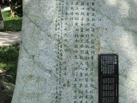 望岳-杜甫千詩碑-浣花溪公園-成都杜甫草堂博物館-書:王書峰