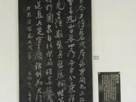 宿花石戍-杜甫千詩碑-浣花溪公園-成都杜甫草堂博物館-書:林志明