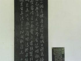 遣悶-杜甫千詩碑-浣花溪公園-成都杜甫草堂博物館-書:劉山林