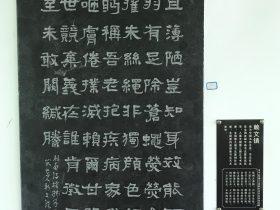棕拂子-杜甫千詩碑-浣花溪公園-成都杜甫草堂博物館-書:頼文鎮