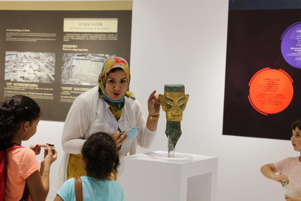 古代蜀文明が初めてアフリカに入り、シルクロード対話... ...金沙遺跡博物館-成都市