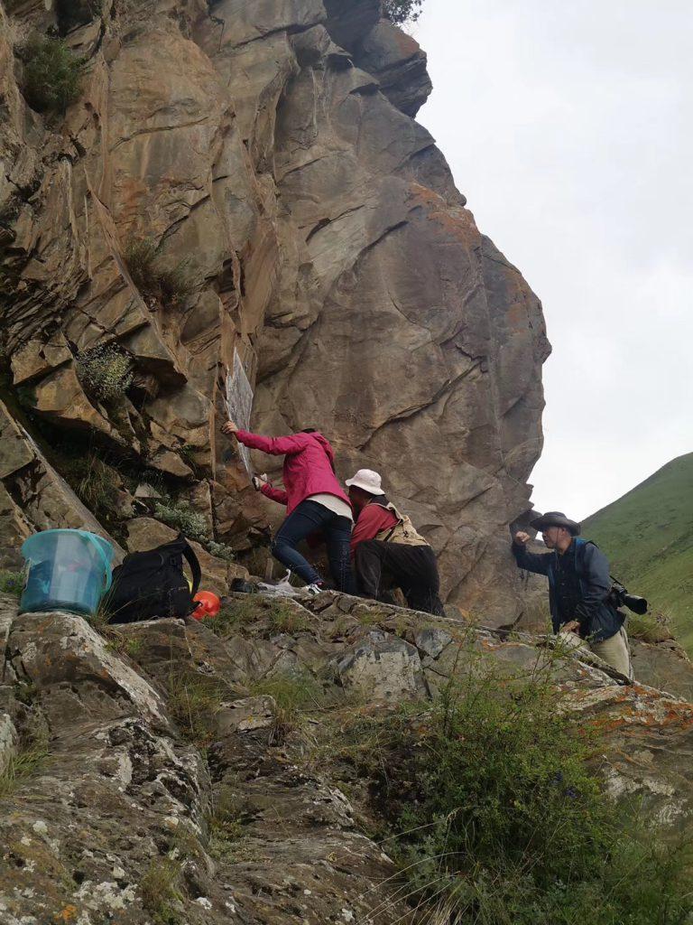 溫波額瑪迪山-夏娃甲宗山-雅礱江-石渠県-カンゼ・チベット族自治州-写真提供:李倩倩