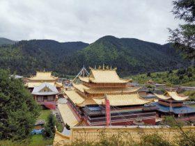 尕米寺-松潘県-アバ・チベット族チャン族自治州