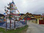 仁普札倉-林坡寺-林坡村-川主寺鎮-松潘県-アバ・チベット族チャン族自治州