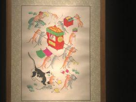 老鼠嫁女-綿竹年画博物館-綿竹木版年画【巧手奪天工-伝統工芸の現代再生】展-成都博物館