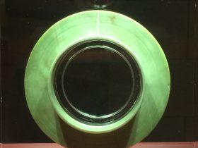 有領玉璧-玉器-展示ホール4-千載遺珍-金沙遺跡博物館-成都市