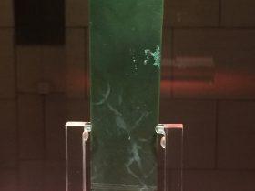 玉圭-玉器-展示ホール4-千載遺珍-金沙遺跡博物館-成都市