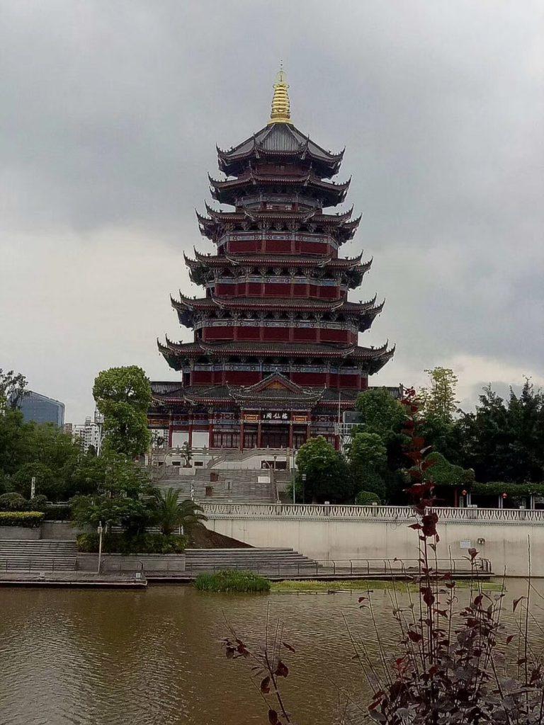 蓮里-仁里鎮-船山区-遂寧市-撮影:唐光孝