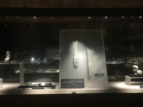 石彫-展示ホール3-天地は絶えず-成都金沙遺跡博物館-成都市