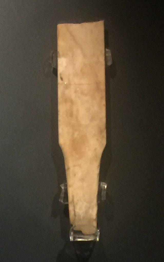 玉鉞-玉剣-玉刀-展示ホール3-成都金沙遺跡博物館-成都市