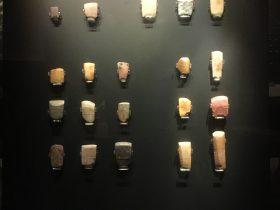 玉錛-玉斧-展示ホール3-成都金沙遺跡博物館-成都市