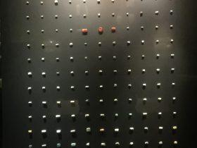 装飾類玉器【1】-展示ホール3-天地は絶えず-金沙遺跡博物館-成都市