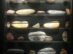 美石【4】-展示ホール3-天地は絶えず-金沙遺跡博物館-成都市