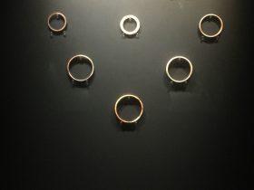 玉鐲-展示ホール3-天地は絶えず-金沙遺跡博物館-成都市