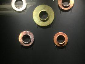 玉璧【1】-展示ホール3-天地は絶えず-金沙遺跡博物館-成都市