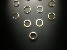 玉鐲【1】-展示ホール3-天地は絶えず-金沙遺跡博物館-成都市