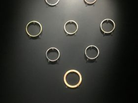 玉鐲【2】-展示ホール3-天地は絶えず-金沙遺跡博物館-成都市