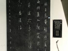 花底-杜甫千詩碑-浣花溪公園-成都杜甫草堂博物館-書:李鋭