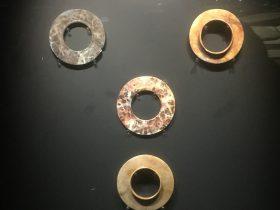 玉璧【2】-展示ホール3-天地は絶えず-金沙遺跡博物館-成都市