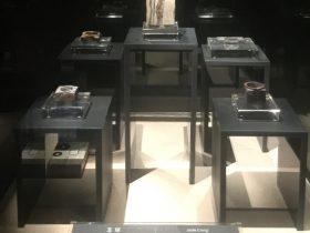 玉琮-展示ホール3-天地は絶えず-金沙遺跡博物館-成都市
