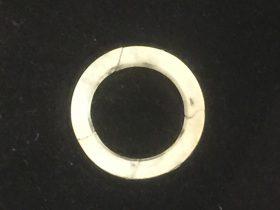 玉貝-玉鐲-玉環-展示ホール3-天地は絶えず-金沙遺跡博物館-成都市