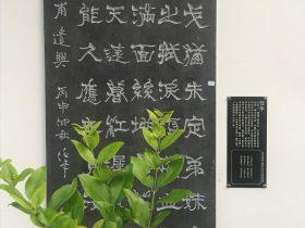 遣興-杜甫千詩碑-浣花溪公園-成都杜甫草堂博物館-書:任平