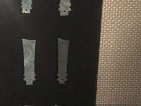 玉璋【2】-展示ホール3-天地は絶えず-金沙遺跡博物館-成都市