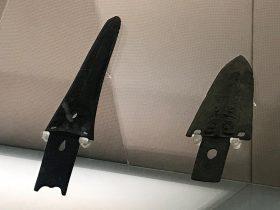銅戈-百花潭-巴蜀青銅器-青銅器館-四川博物院-成都市