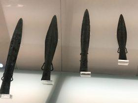 銅矛-白馬寺-巴蜀青銅器-青銅器館-四川博物院-成都市