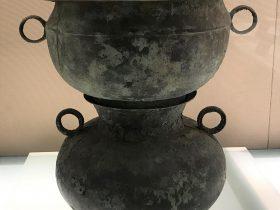 銅甑-飪食器-涪陵遺韻-巴蜀青銅器-青銅器館-四川博物院-成都市
