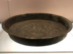 大銅盤-羊子山-巴蜀青銅器-青銅器館-四川博物院-成都市