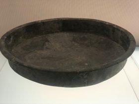 銅盤-羊子山-巴蜀青銅器-青銅器館-四川博物院-成都市